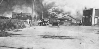 The Tulsa Race Riot (Oklahoma Historical Society)