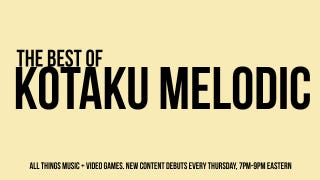 Illustration for article titled Check Out What's New On Kotaku Melodic, Our Very Own Music Section