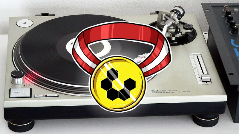 Illustration for article titled Most Popular Record Player: Technics SL-1200MK2