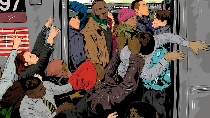 Illustration for article titled You Are Not Insane, The New York City Subway Is Getting Worse