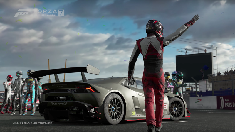 Forza Motorsport 7 Demo Arrives Today on Xbox One and Windows 10