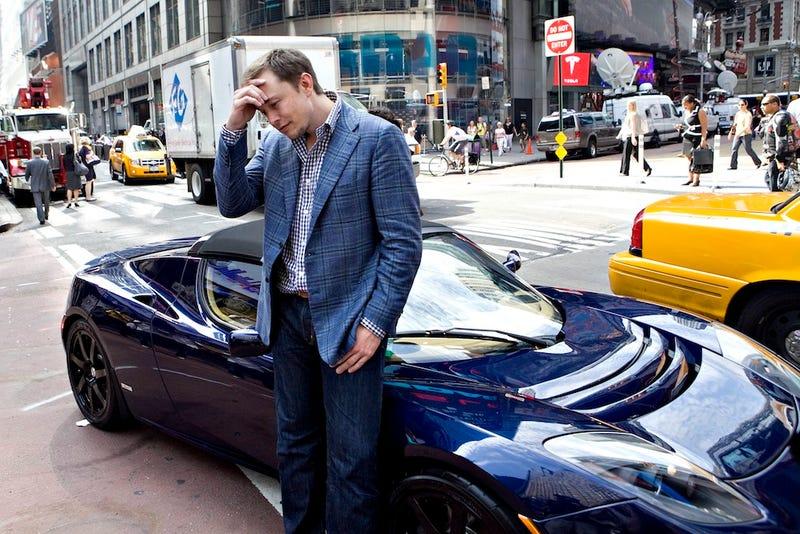 Car Dealerships Make Tesla S Elon Musk Cry In Frustration