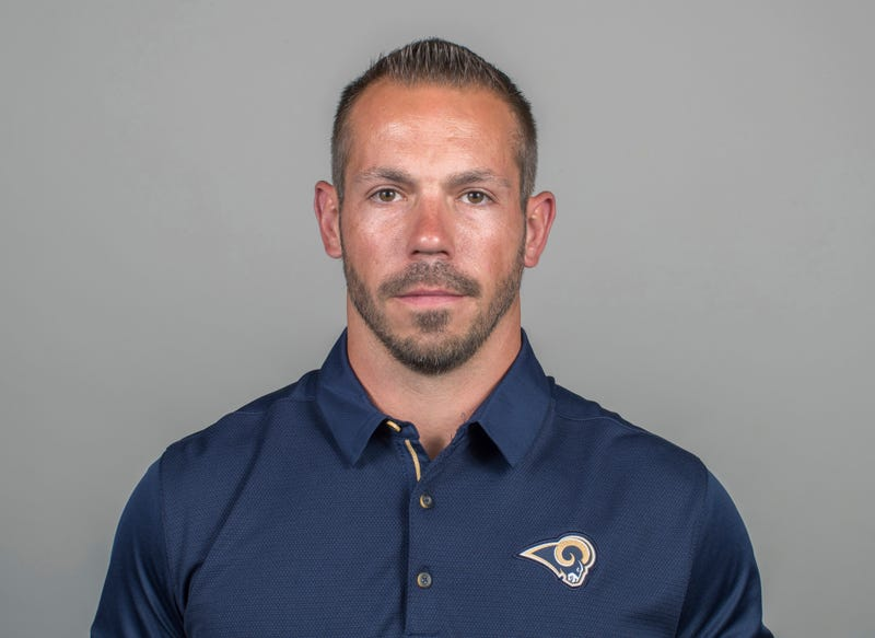 """Illustration for article titled Rams' """"Get-Back Coach"""" Has Been On Leave Since January After Being Charged With Sexual Battery"""