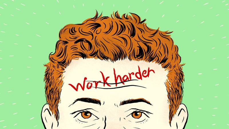 Illustration for article titled Here Is What a Hard-Working, Overachieving Person's Day Looks Like