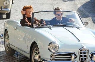 Illustration for article titled Sophia Loren Rides Shotgun, Shoots Daggers