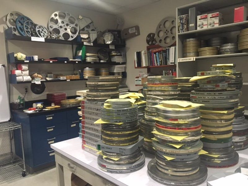 Illustration for article titled National Archives Is Hosting a Surprise Facebook Live for Movie Buffs This Morning