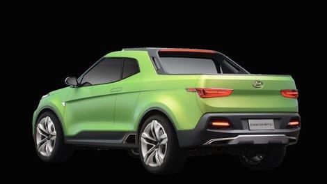 Hyundai Finally Confirms The Santa Cruz Small Truck You