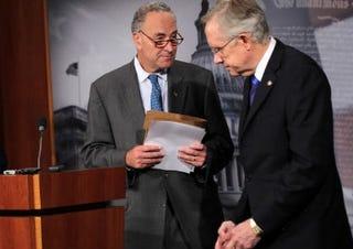 U.S. Sen. Charles Schumer (Getty Images)