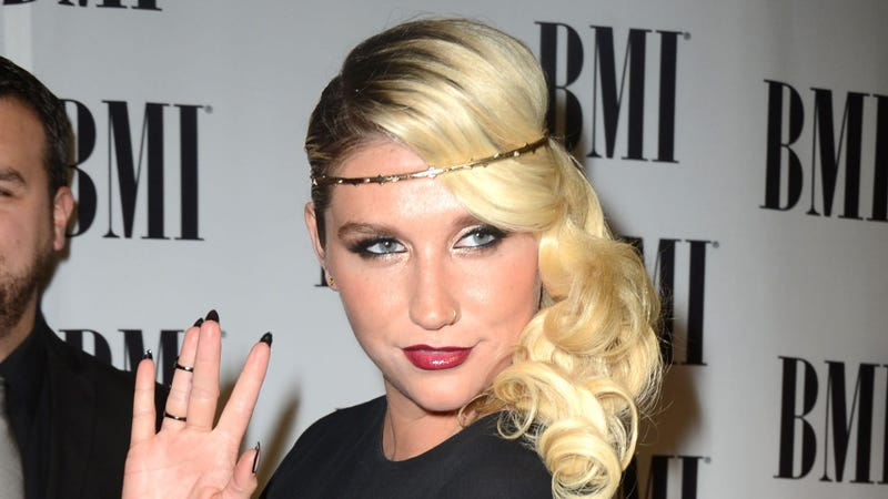 Illustration for article titled Kesha Emerges from Rehab and Drops the Dollar Sign from Her Name