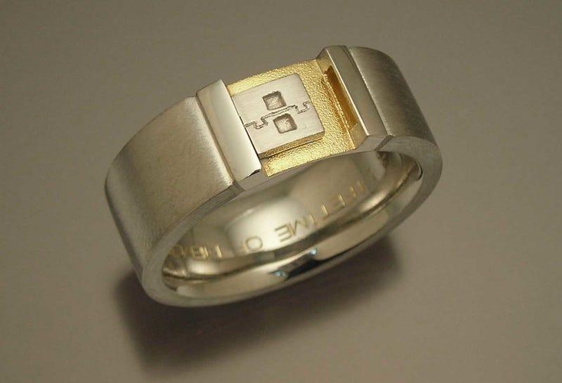 Illustration for article titled Google quiere un anillo para acabar con las contraseñas