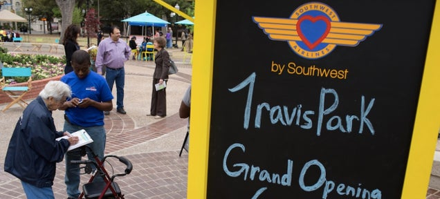 Why Southwest Airlines Is Building Parks in Each of Its 90 Cities
