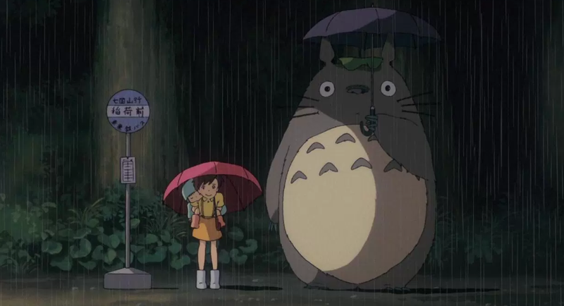 Illustration for article titled Understanding My Neighbor Totoro's Bizarre Timeline