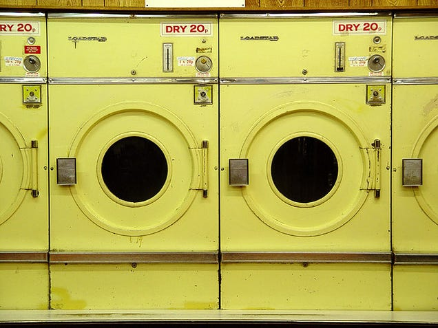 how to buy a laundromat with no money