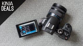 Save $300 on Samsung's Beginner-Friendly NX30 Mirrorless Shooter