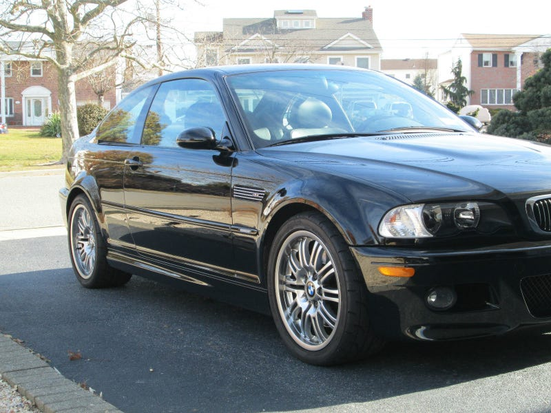Illustration for article titled E46 M3: Someone buy this before I do