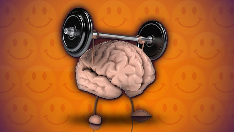 Illustration for article titled What Happens to Our Brains During Exercise (and Why it Makes Us Happier)