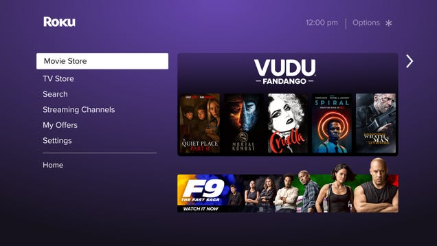 FandangoNOW and Vudu Merging Into One Streaming Mega-Platform