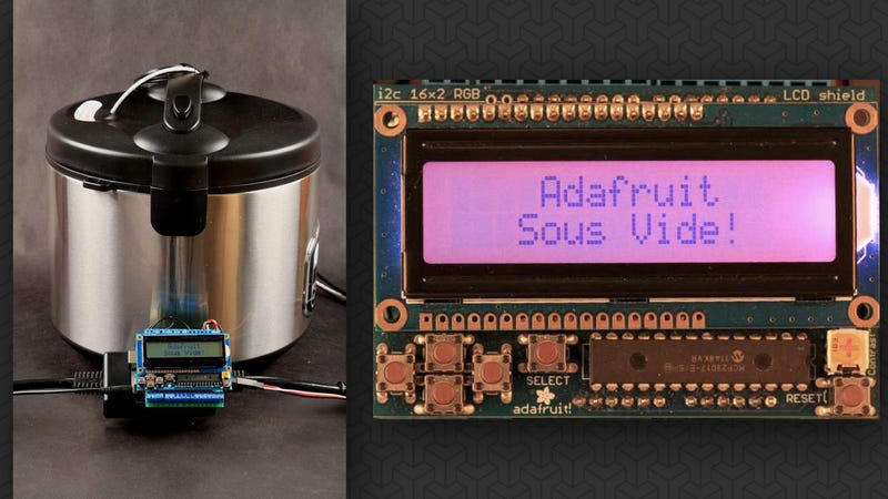 Illustration for article titled Turn Your Rice Cooker Into an Arduino-Powered, DIY Sous Vide Machine