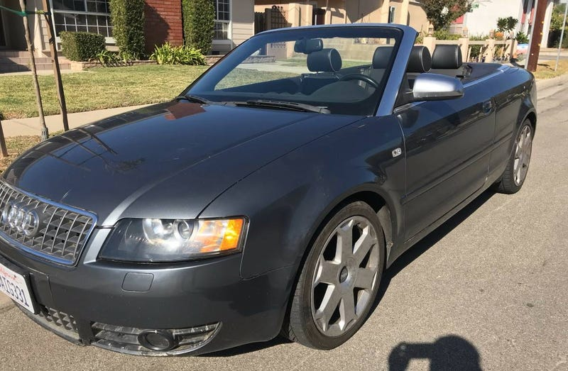At $5,200, Could You Top This 2004 Audi S4?