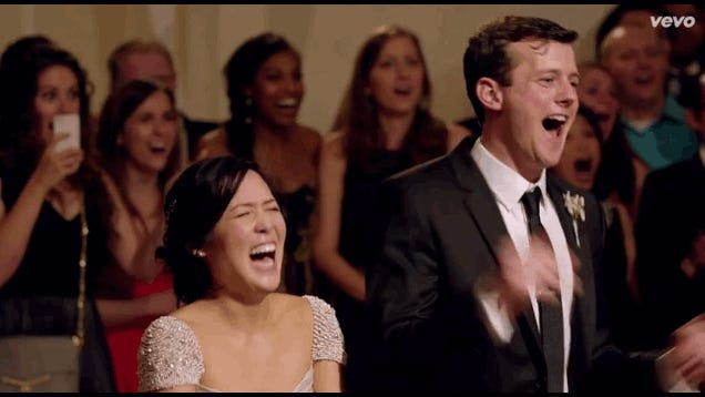 Adam Levine Ruins Perfectly Nice Weddings In New Maroon 5