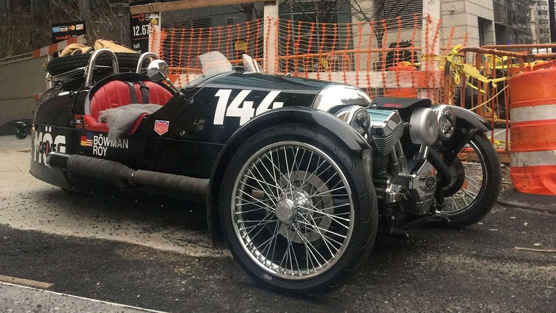 Illustration for article titled How My Morgan 3-Wheeler Stopped A Mugging