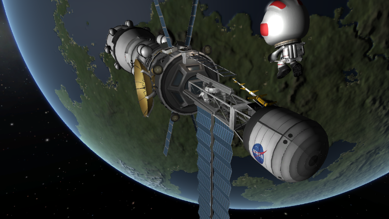 Kerbals and Asteroids: What could possibly go wrong?