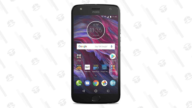 Moto X (4th Generation), 32 GB (Unlocked) | $140 | Amazon | Prime Exclusive