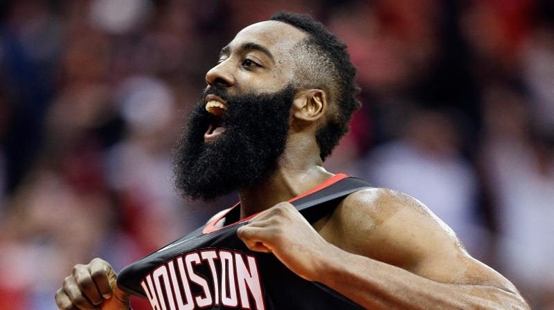 Illustration for article titled James Harden Did A New Thing To Infuriate Everyone
