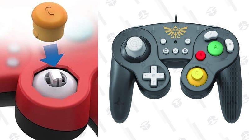 HORI Nintendo Switch Battle Pad | $25 | AmazonPDP Nintendo Switch Fight Pad Pro | $25 | Amazon