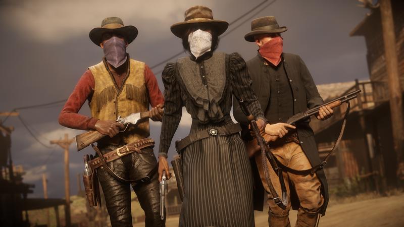 Illustration for article titled Red Dead Redemption 2 llega a PC en noviembre