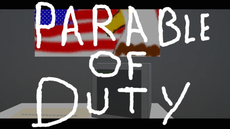 Screenshot: Parable Of Duty