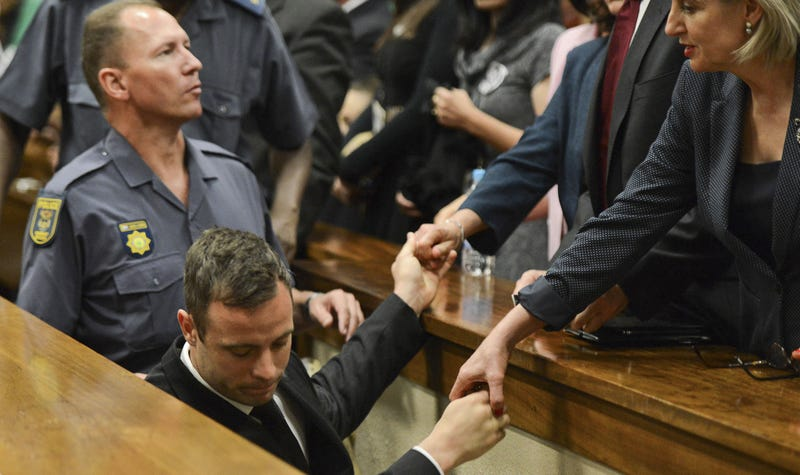 Illustration for article titled Oscar Pistorius Will Be Released on Parole After 10 Months in Jail