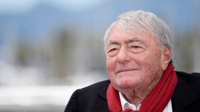 Claude Lanzmann at Cannes Film Festival in May 21, 2017.