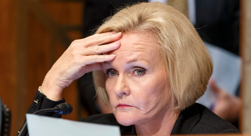 Illustration for article titled Claire McCaskill Is Fighting The Wrong Battle