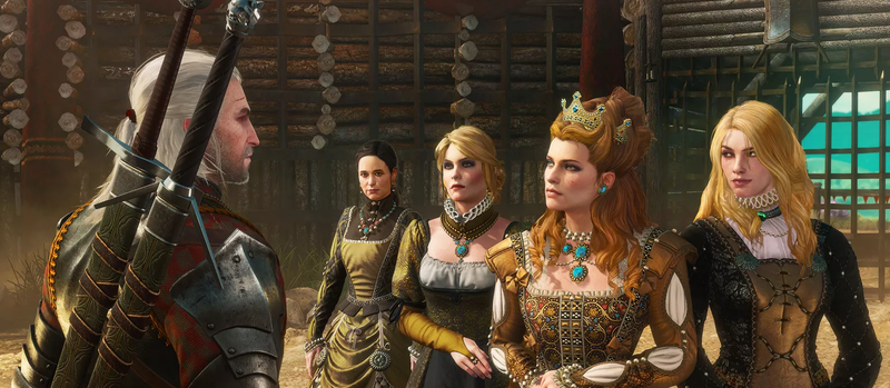 Illustration for article titled Witcher 3 Patch Gets Rid Of Hilarious Glitch