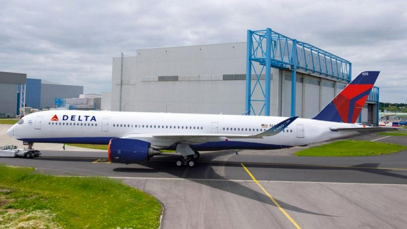 Illustration for article titled Delta Just Ordered $6.2 Billion Worth Of Airbus Widebody Jets