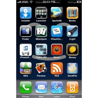 Illustration for article titled Install Third-Party Applications on Your iPhone