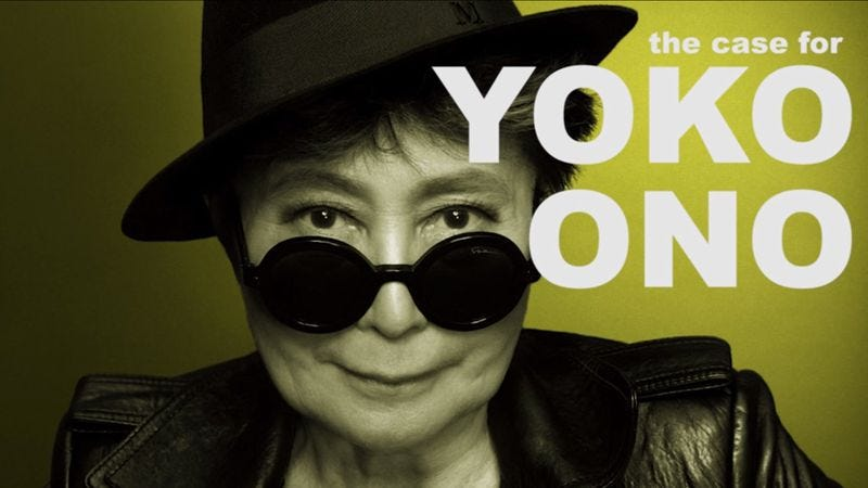 Illustration for article titled The Art Assignment makes a solid case for the work of Yoko Ono