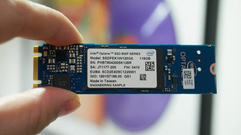 Intel Invented the Traditional SSD Killer of the Future, and