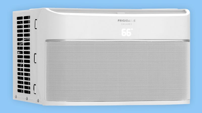 Illustration for article titled Remarkably, I Don't Hate Looking at Frigidaire's New Connected AC
