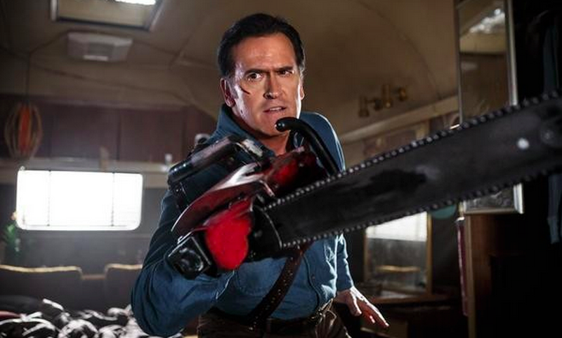 Illustration for article titled We Saw the First Episode of Ash vs. Evil Dead and It Blew Us Away