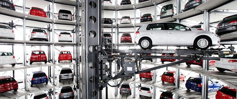 Illustration for article titled The Ten Coolest Parking Garages Ever Built