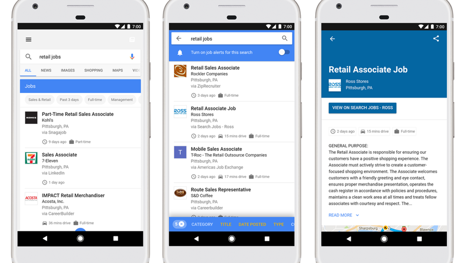 google for jobs could save you time on your next job search