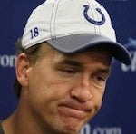 Illustration for article titled Peyton Manning Will Likely Miss His First Career Start On Sunday