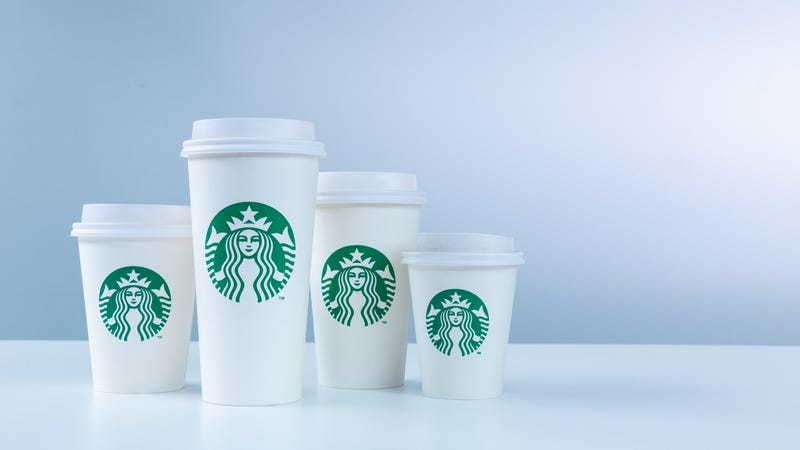Illustration for article titled The Best Size of Starbucks Coffee Isn't on the Menu