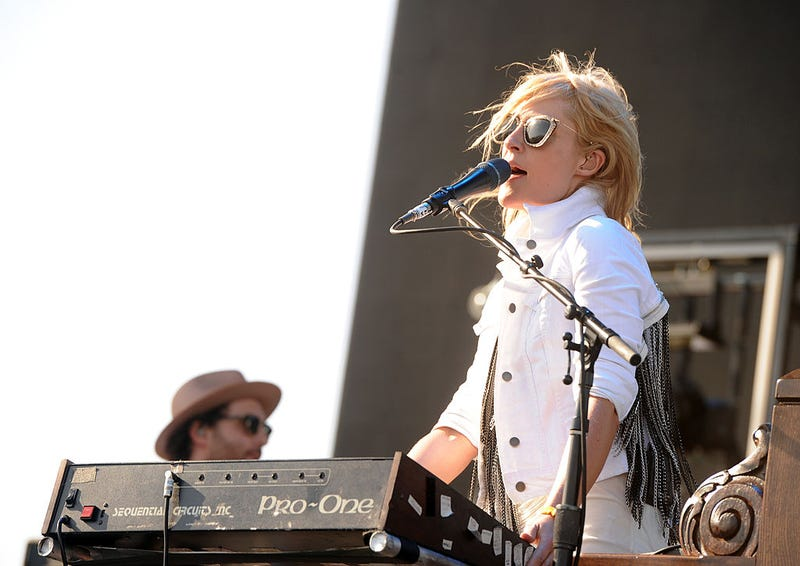 Emily Haines & The Soft Skeleton (Photo: Kevin Winter/Getty Images)