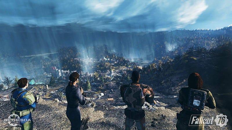 Fallout 76 [PS4] | $35 | AmazonFallout 76 [Xbox One] | $35 | AmazonFallout 76 [PC] | $35 | AmazonImagen: Amazon