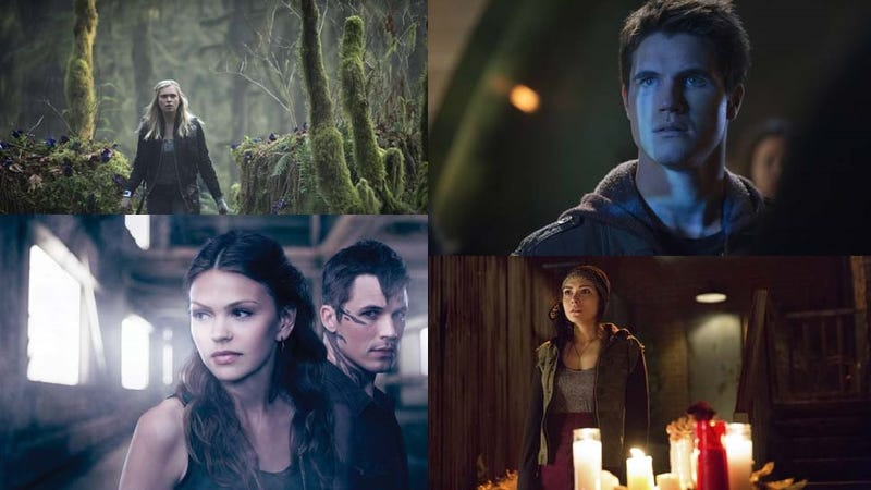 Illustration for article titled First Official Pics of Tomorrow People, The 100 and Star-Crossed!