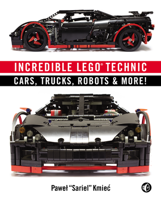 Illustration for article titled Book: Incredible Lego Technic