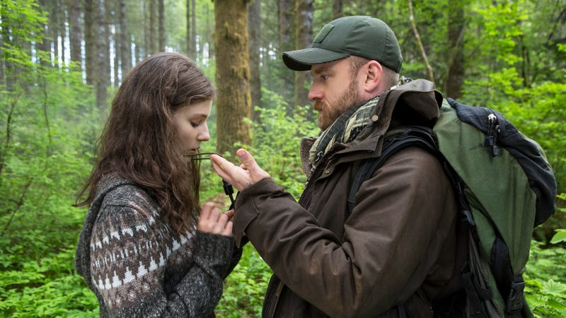 Illustration for article titled Leave No Trace is a moving return to backwoods drama for Winter's Bone director Debra Granik